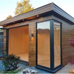 3 Interior Aspects of a Garden Office
